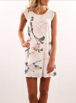 women-s-sleeveless-floral-printed-mini-chiffon-dress